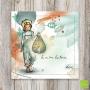 "CS 941 - Carte postale ""Tu es ma lanterne"""